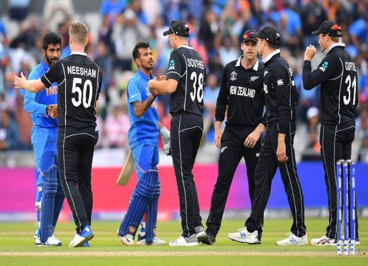 India vs New Zealand Live Score, World Cup 2019 Live