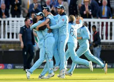 ENG vs NZ World Cup Final 2019 Updates