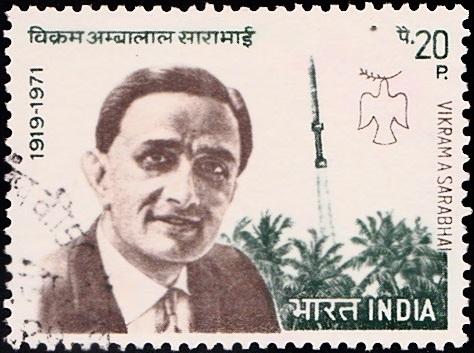 Today google doodle honours ISRO founder Vikram Sarabhai