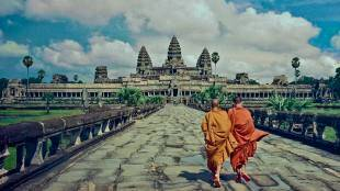 Cambodia Angkor wat temple history architecture