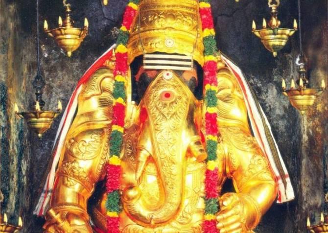 Vinayagar Chathurthi Pooja In Tamil