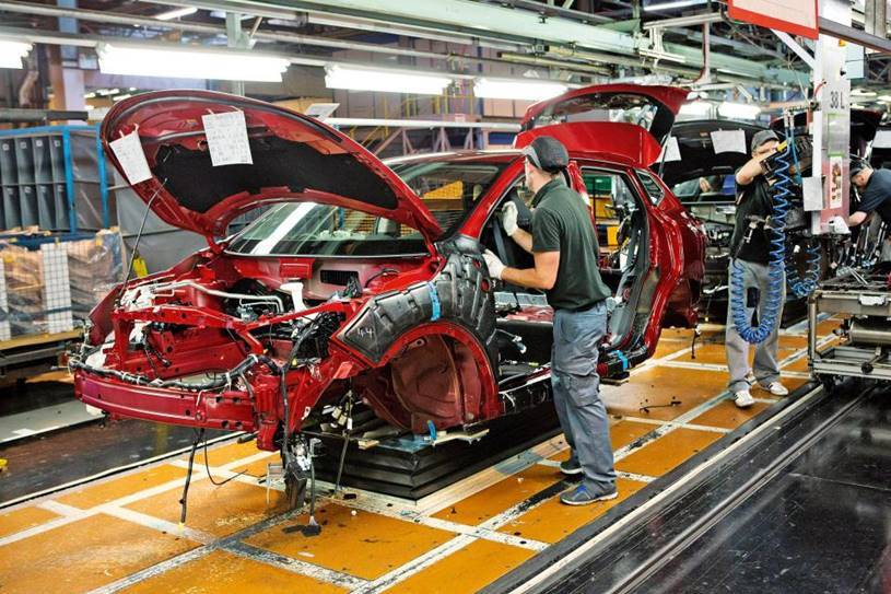 Indian automobile industry growth
