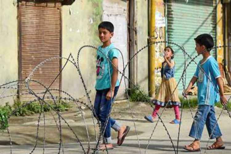 Chennai high court dismissed petition against Jammu Kashmir reorganization act