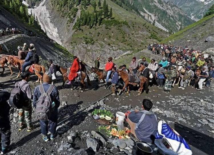 Jammu Kashmir Enhanced troop deployment