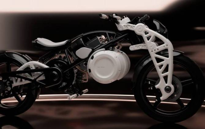 Curtiss electric motor cycle Psyche specifications, price, launch, availability