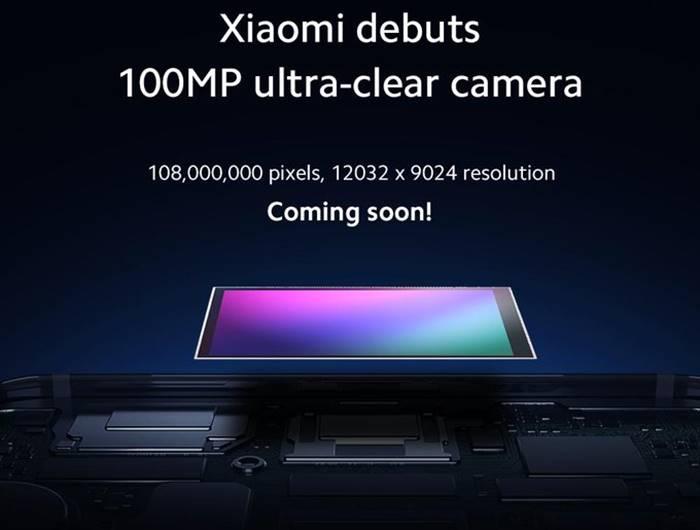 xiaomi 108mp camera smartphone