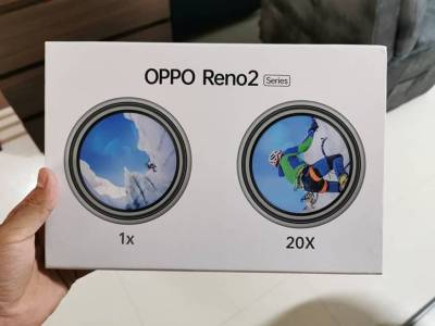 Oppo Reno 2 video teaser reveals colour options, design ahead of launch