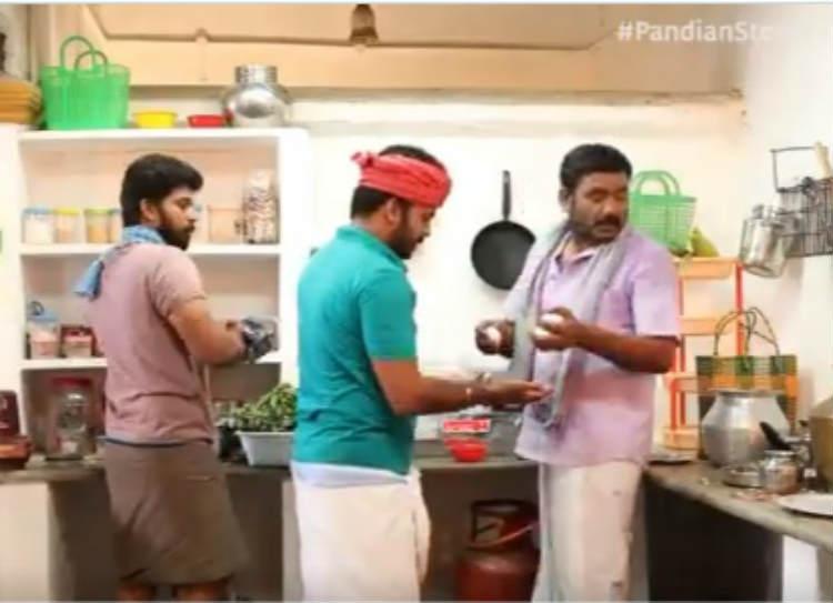 Pandiyan Stores serial promo today