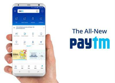 Paytm warning for its users
