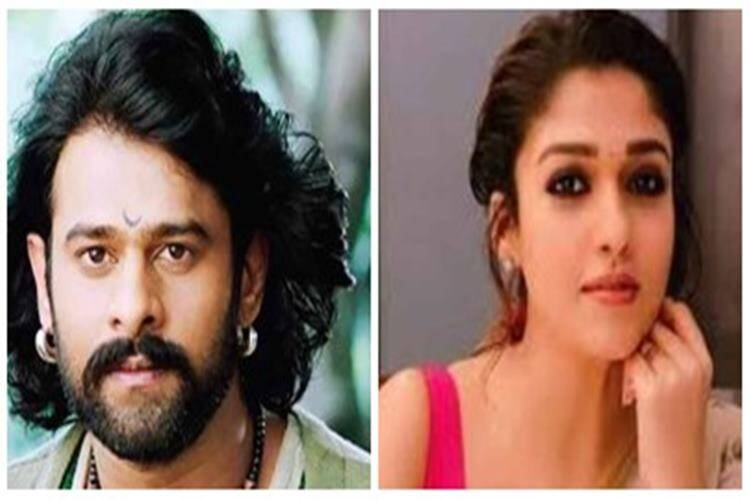Actor Prabhas, I love Nayantara, prabhas favorite actress, Nayantara, பிரபாஸ், நயன்தாரா, சாஹோ படம், actress Nayantara, saaho movie, sahoo movie release