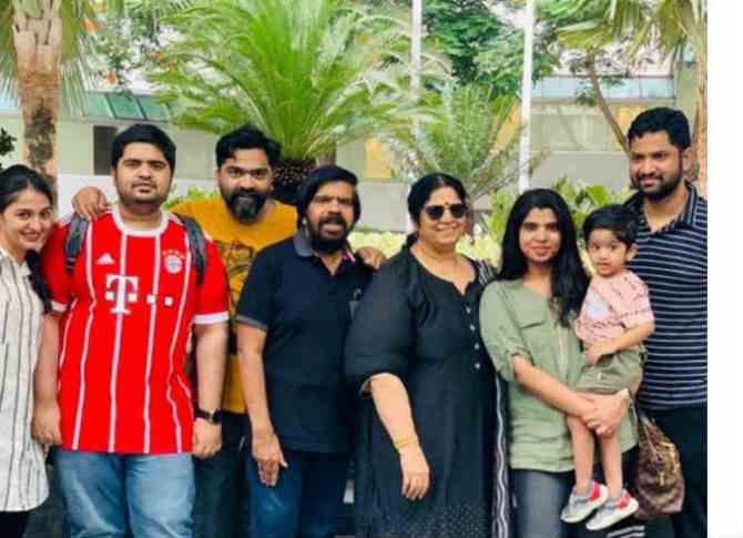STR family trip
