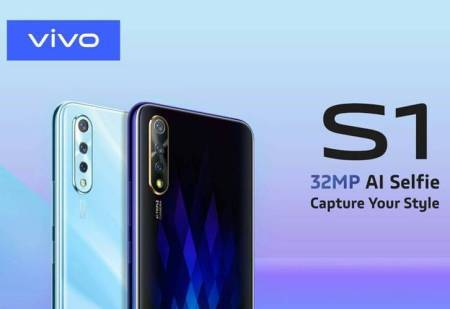 Vivo S1 Smartphone specifications, Vivo S1 Smartphone specifications, price, launch, availability, pre-order