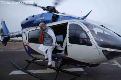 home minister amit shah, amit shah iaf aircraft, அமித்ஷா, கார்கில் போர் வீரர், kargil war hero impersonation iaf pilot, Amit Shah-Kargil Hero, Tamil indian express, kargil war hero fakes mail