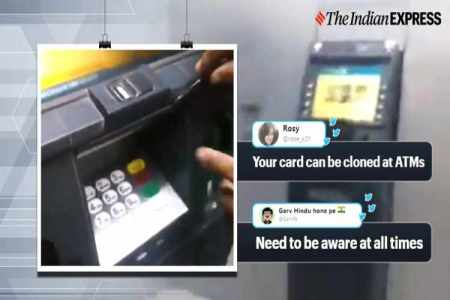 atm tampering viral video, Video Of ATM Tampering, atm, atm machine tampering