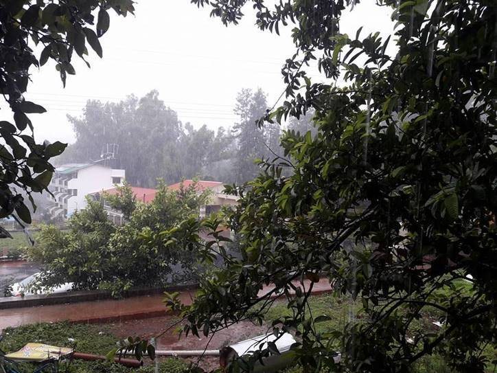 Today southwest monsoon latest updates Avalanchi received 41 CM rain
