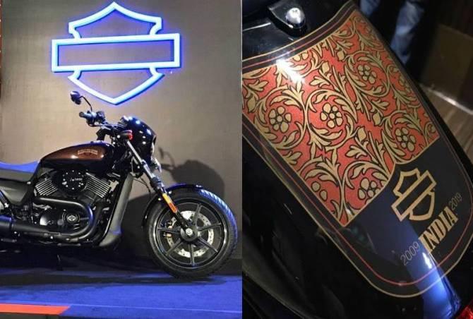 Harley Davidson MY20 Street 750 limited edition