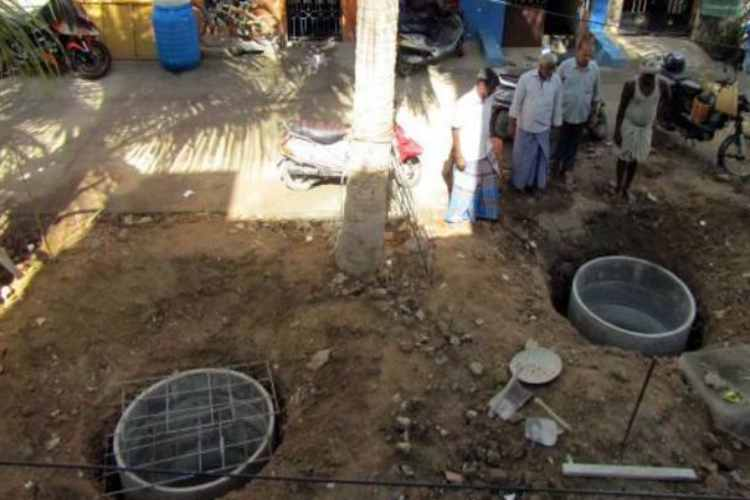 chennai, chennai corporation, chennai rain , rain water harvest, ground water level, corporation commissioner