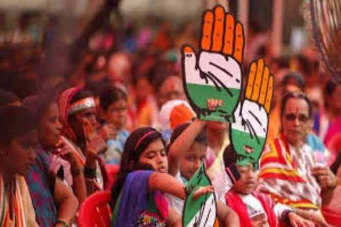 Sonia Gandhi as Interim President - Problem With INC