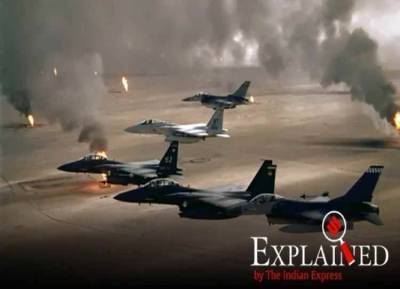 Gulf War, Kuwait, iraq, Saddam Hussain, india involved, வளைகுடா போர், குவைத், ஈராக், இந்தியா, during gulf war, india non aligned stance