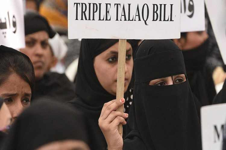 triple talaq bill 2019, triple talaq bill status, குற்றவியல் ,பாலின நீதி ,முத்தலாக்