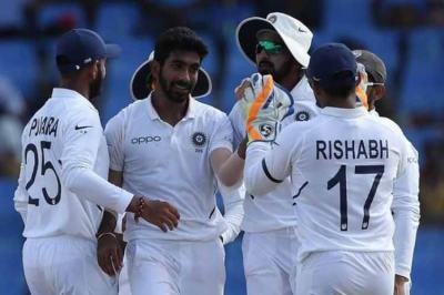 West Indies cricket team,India vs West Indies 2019, Indian Won by 318 Runs, இந்திய அணி அபார வெற்றி, 318 ரன்கள் வித்தியாசத்தில் இந்தியா வெற்றி, india national cricket team,ind vs wi 1st test, ind vs wi 1st test,Ind vs WI