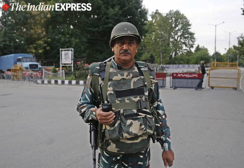 Kashmir lockdown Exclusive Express photos from Kashmir Valley