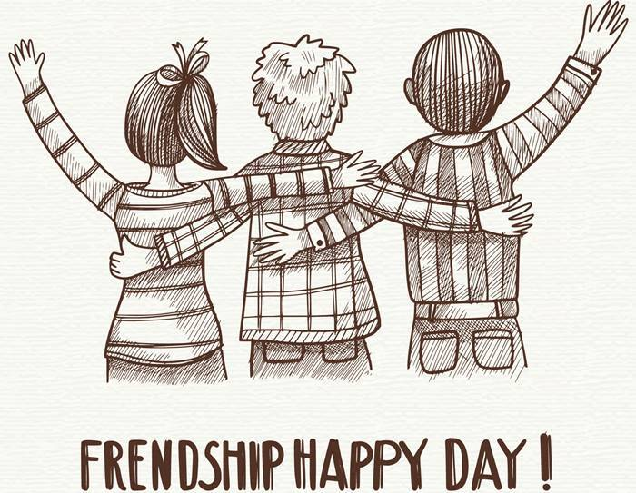 Happy Friendship Day 2019 Wishes Images, Status, Quotes, Messages, Photos