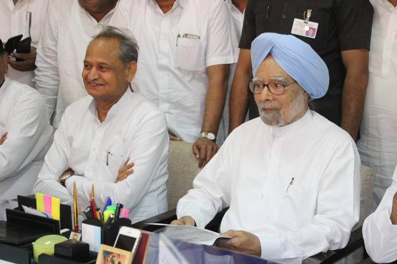 Former PM Manmohan Singh elected unopposed