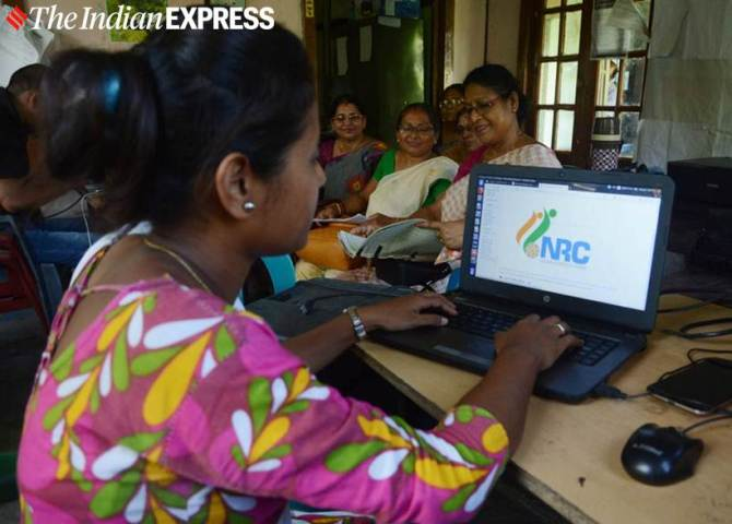 NRC excludes 19 lakhs people