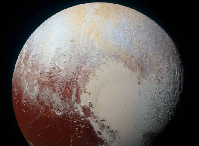 Solar system's 9th planet Pluto says Nasa chief administrator Bridenstine