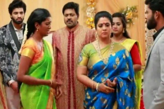 Barathi Kannamma serial