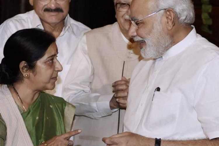 bansuri swaraj sushma swaraj husband, sushma swaraj latest news,narendra modi,கண்ணீர் அஞ்சலி , இறுதி அஞ்சலி