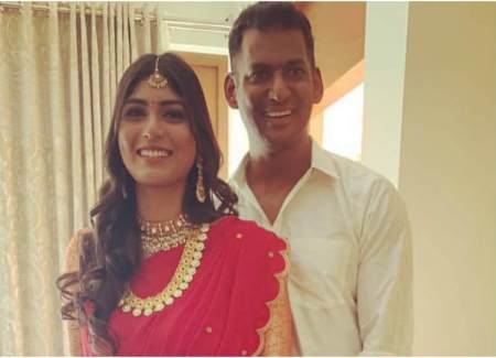 Vishal, Anisha Alla, anisha, varalakshmi, anisha alla reddy, anisha reddy, vishal marriage, vishal wife, vishal instagram, actor vishal, vishal engagement, விஷால், அனிஷா திருமணம், anisha alla reddy movies, vishal actor, anisha vishal, anisha alla instagram, vishal and anisha