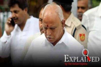 karnataka cabinet expansion, bangalore news, karnataka cabinet expansion today, கர்நாடகா அமைச்சரவை விரிவாக்கம், சாதி அரசியல், bsy cabinet expansion, tamil indian express, Karnataka CM B S Yediyurappa