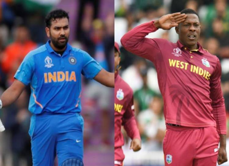 India vs West Indies 1st T20I Live Streaming