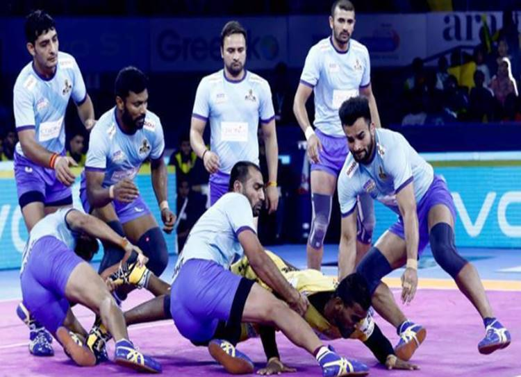 tamil thalaivas vs haryana steelers pro kabaddi when and where to watch - இரண்டு தொடர் தோல்வி... மீண்டெழுமா தமிழ் தலைவாஸ்?