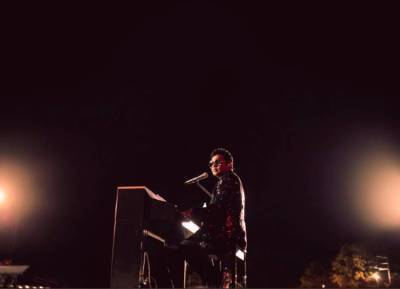 ar rahman concert ymca singapenney bigil vijay - ஆயிரக்கணக்கானோர் முன்னே ஒலித்த 'சிங்கப்பெண்ணே'! அது வேற ஃபீலிங் சார்!
