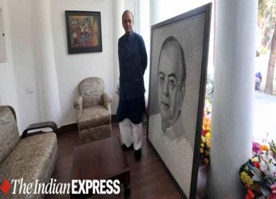 Narendra Modi tweet about Arun Jaitley , Narendra Modi and Arun jaitley