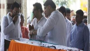 Arun Jaitley Funeral Live Updates