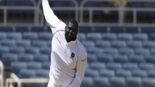 Who is Rahkeem Cornwall 140 kg cricket player ind vs wi - யார் இந்த 140 கிலோ கிரிக்கெட் வீரர்? அண்ணாந்து பார்க்க நேரம் வந்து விட்டதோ!