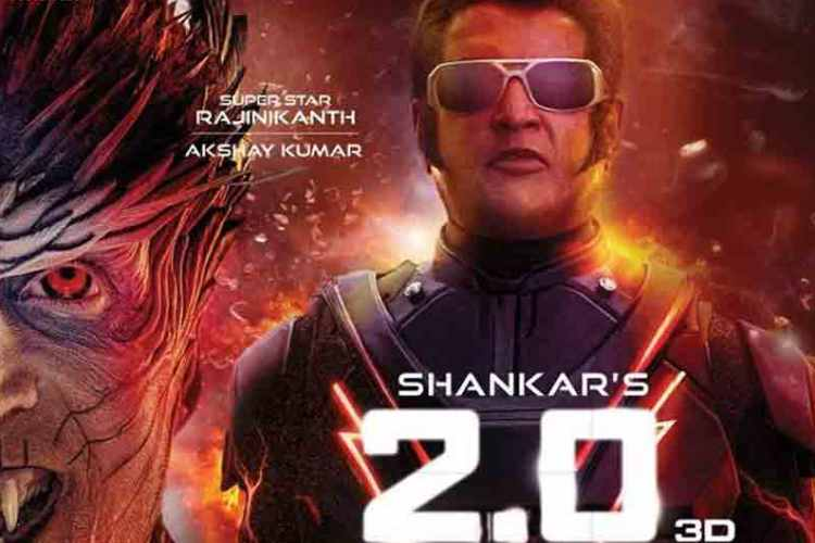 rajinikanth, Shankar 2.0, china, 2.0 china collection, Akshay Kumar, AndhaDhun, Baahubali 2, Baahubali 2 China, bajrangi bhaijaan