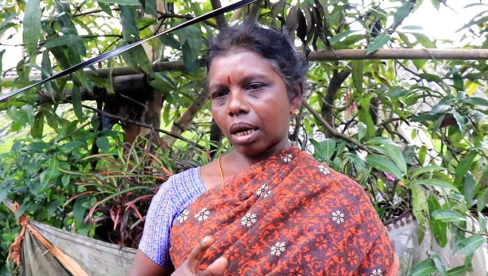 Kallaru Kadar tribes of Western Ghats