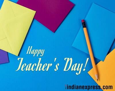 Happy Teachers' Day 2019 Wishes: Images, Quotes, Messages, Pictures, Status, Greeting Card, SMS, Photos, Wallpaper, Pictures