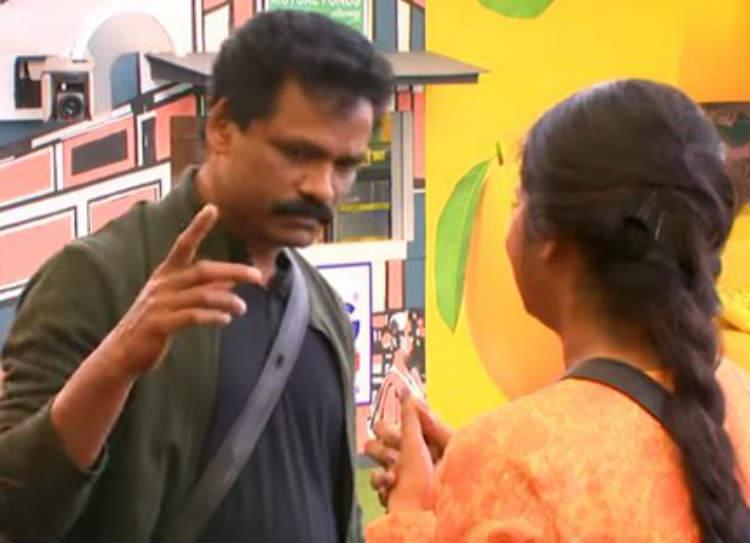 Bigg Boss Tamil 3 day 80, 11.09.19,