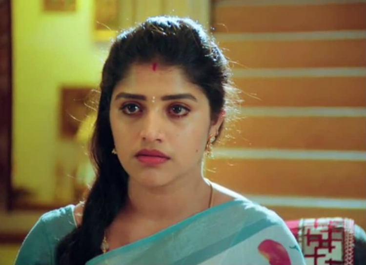 Colors Tamil Thirumanam serial santhosh janani