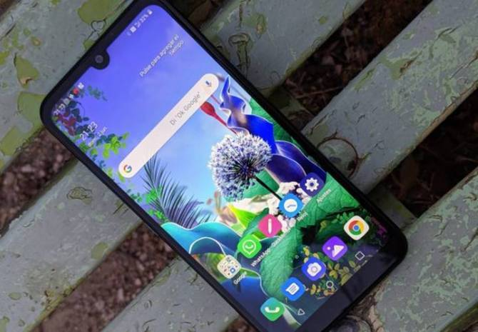 LG Q60 smartphone specifications, price, launch, availability