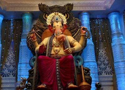 Vinayagar Chathurthi 2019 Celebrations across India photo gallery