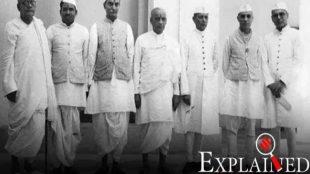 when was india's interim government formed, india, interim govt, congress, muslim league, இந்தியாவின் இடைக்கால அரசாங்கம், காங்கிரஸ், முஸ்லிம் லீக், ஜவஹர்லால் நேரு, jawaharlal nehru, british rule in india,Tamil indian express news