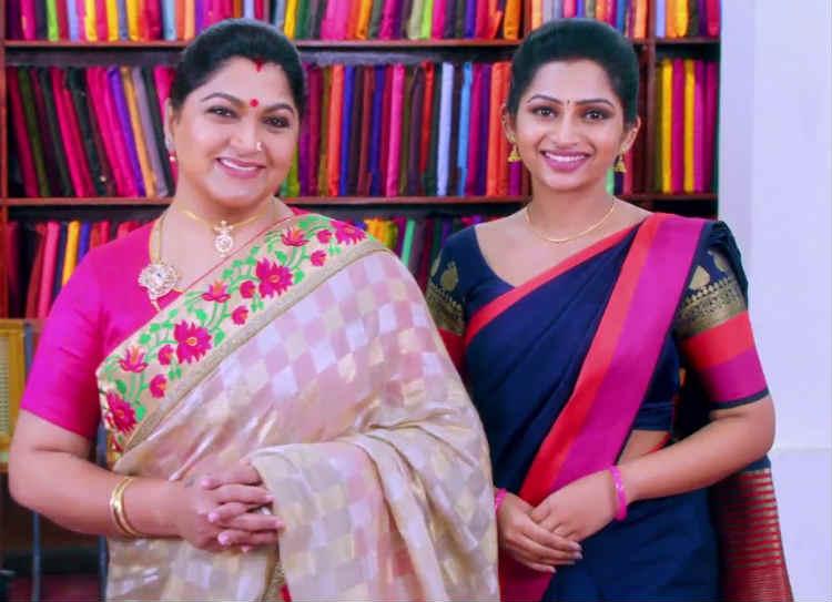Lakshmi Stores Serial, sun tv serial