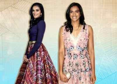 PV Sindhu Fashion look